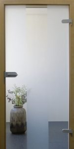 Tür-Nebelstreifen